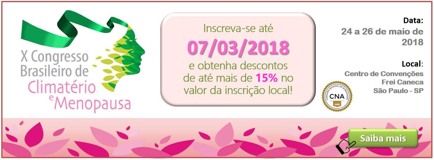 INSCRIÇÃO 2018-2
