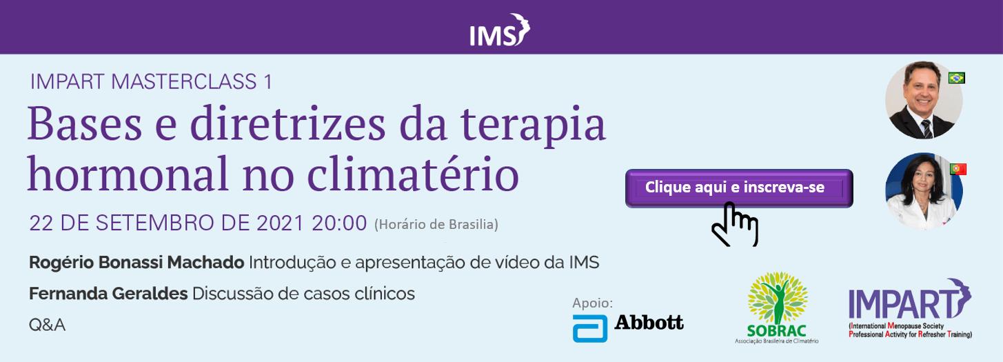 WEBINAR 1 - IMS